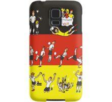 World Cup DEUTSCHLAND 2014 Samsung Galaxy Case/Skin