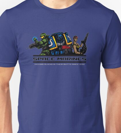 Space Marines! Unisex T-Shirt