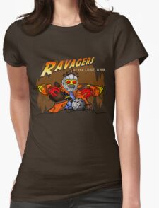 Ravagers of the lost Orb Womens Fitted T-Shirt