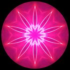 Amberlight Pink Kaleidoscope 004 by fantasytripp