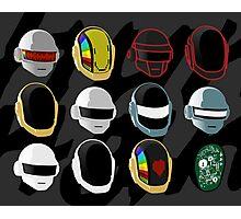 Helmet History Prints Photographic Print