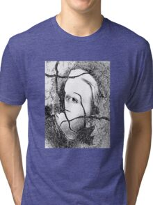 Broken Doll Tri-blend T-Shirt