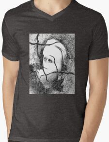 Broken Doll Mens V-Neck T-Shirt