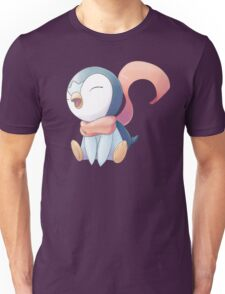 Winter Scarf Piplup Unisex T-Shirt