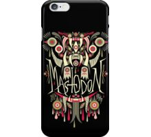 mastodon iPhone Case/Skin