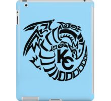 Kaiba Corporation - Blue Eyes White Dragon Edition iPad Case/Skin