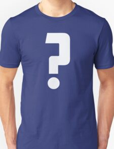 Question Mark - style 2 T-Shirt