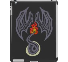 Crouching Trainer, Shiny Charizard iPad Case/Skin
