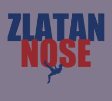 Zlatan Nose by TAllan15