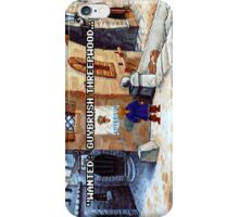 Wanted Guybrush Threepwood! (Monkey Island 2) iPhone Case/Skin