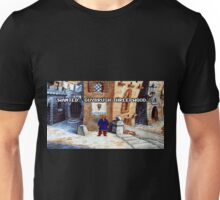 Wanted Guybrush Threepwood! (Monkey Island 2) Unisex T-Shirt