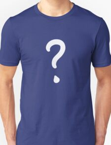 Question Mark - style 1 T-Shirt