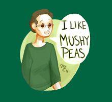 I like mushy peas - V2 T-Shirt