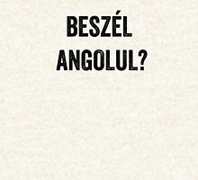 Do you speak English? (Hungarian) Hoodie