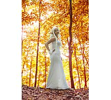 Lady of the Forest Photographic Print