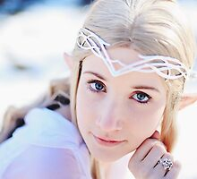 Galadriel, Lady of the Light by Lopti