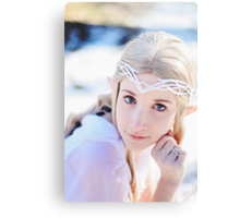 Galadriel, Lady of the Light Canvas Print