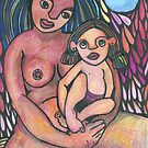 Mother and Child by Rochele Royster