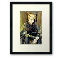 Laufeyson Framed Print
