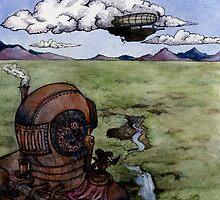 Steampunk by Elizabeth Aubuchon