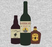 Miss Hannigan's Liquor Cabinet by jenniferlothian