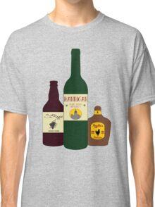 Miss Hannigan's Liquor Cabinet Classic T-Shirt