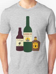 Miss Hannigan's Liquor Cabinet T-Shirt