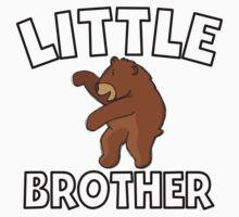Little Brother Bear Kids Tee