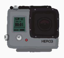 Go Pro Hero3 Kids Clothes