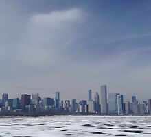 March 7, 2014 Skyline by CORA D. MITCHELL