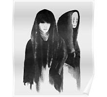 shinee taemin as spirited away's no-face Poster