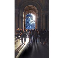 Louvre Paris Photographic Print