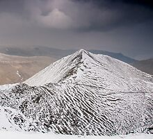 Swirral Edge from Helvellyn by Colin Payne