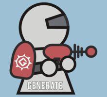 Gen Space Shirt Kids Tee