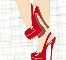 New shoes canvas background by N3llb