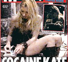 Cocaine Kate Moss by pablacito
