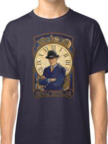 Inspector Spacetime Nouveau Classic T-Shirt