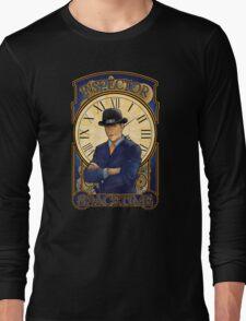 Inspector Spacetime Nouveau Long Sleeve T-Shirt