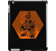 Flamedramon The Fire Of Courage iPad Case/Skin
