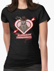 I Choose Valentine V.2 Womens Fitted T-Shirt