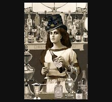 Artemisia's Absinthe Womens Fitted T-Shirt
