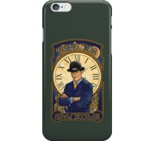 Inspector Spacetime Nouveau iPhone Case/Skin