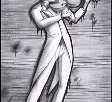 Hannibal - Violin by Furiarossa
