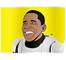 Barack Boyega. Poster
