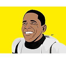 Barack Boyega. Photographic Print