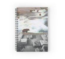 Salotto VI Spiral Notebook