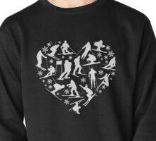 Ski Sweatshirt Pullover