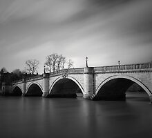Richmond Bridge by Ursula Rodgers