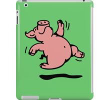 Dancing Pig iPad Case/Skin