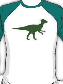 Pachycephalosaurus Dinosaur T-Shirt